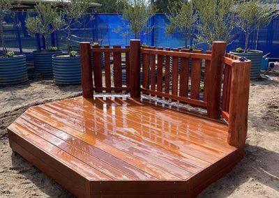 Fort nature playground Australia