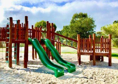 Primary school nature playground Perth