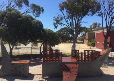 Australia nature playground down 2 earth playgrounds