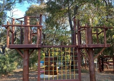 Lesmurdie WA school nature playground